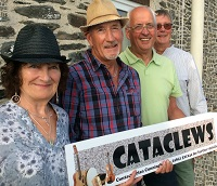 Cataclews Ceilidh Band