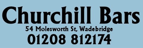 The Churchill Bars, Molesworth St, Wadebridge